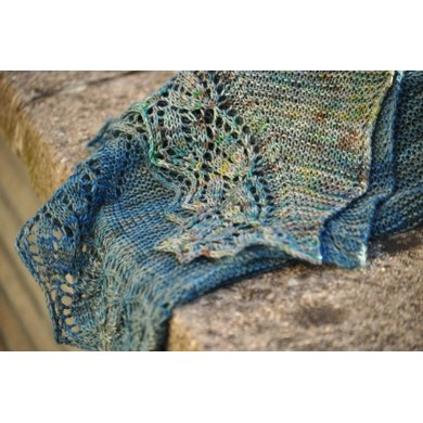 Trilly Fairy Shawl