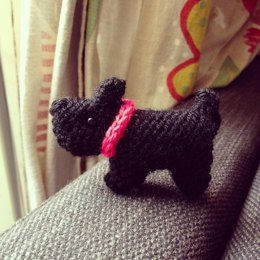 Tiny Scottie Dog