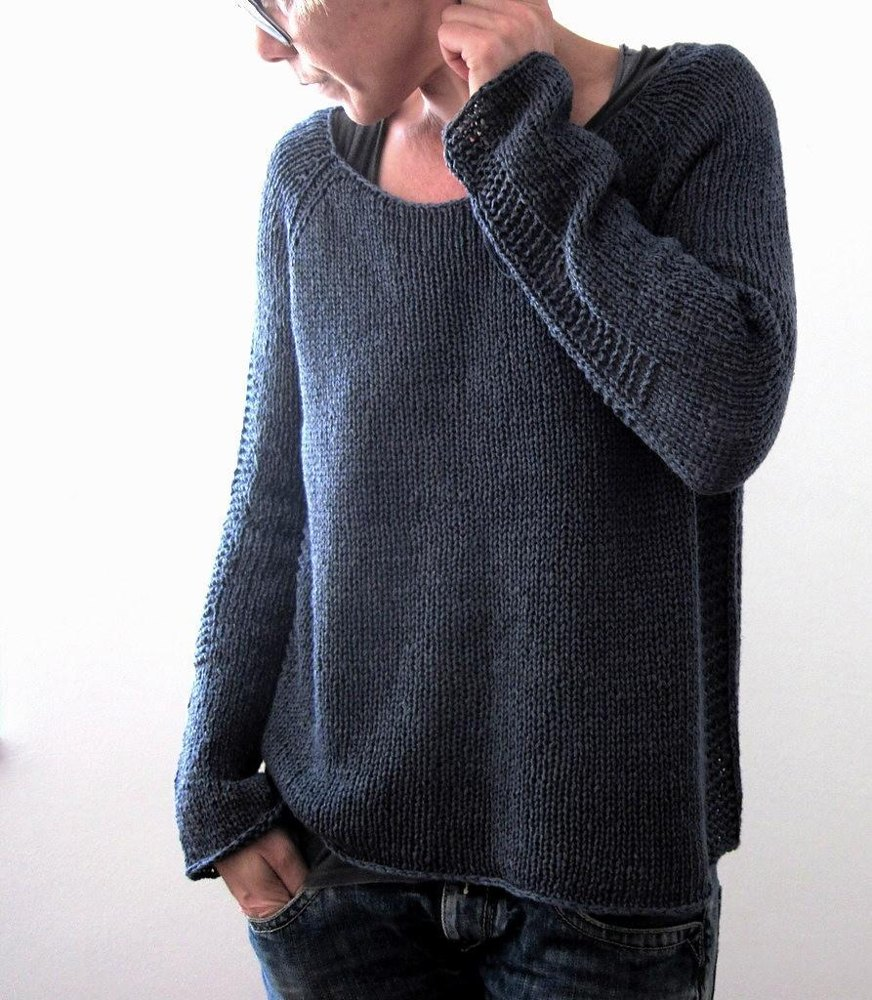 Baldric Knitting Pattern By Isabell Kraemer