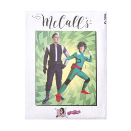 McCall's Misses' Costume M8073 - Sewing Pattern