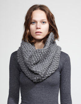 Snood Dogg Cowl in Wool and the Gang Crazy Sexy Wool