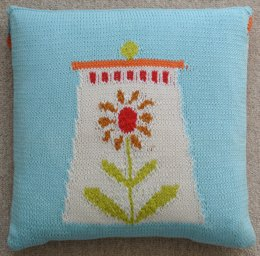 Biscuit Tin Cushion Cover
