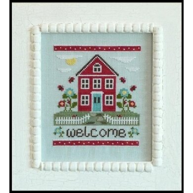 Country Cottage Welcome Home - CCN85 -  Leaflet