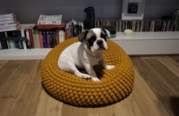 Ivar Pouf Pet Bed