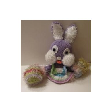 Knitkinz Easter Bunny Dress