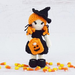 Candy the Halloween Witch