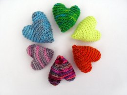 Valentine's Day Hearts, 3 sizes