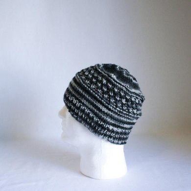 Diagonal Band Hat