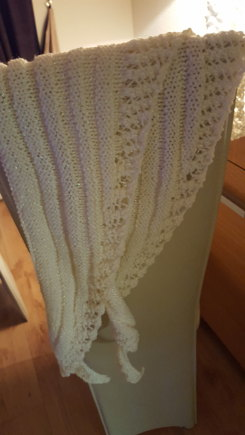 Knitting Pattern For Gallatin Scarf : My Gallatin Scarf knitting project by Carol D LoveKnitting