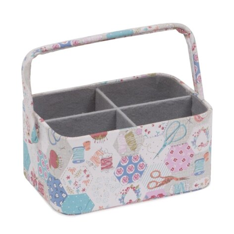 Groves Notions Sewing Box - Desk Caddy