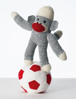 Monkey Around in Patons Classic Wool Worsted