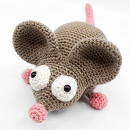 The Chubby Mouse Amigurumi Crochet Pattern