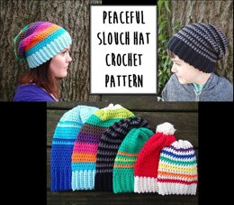 Peaceful Slouch Hat