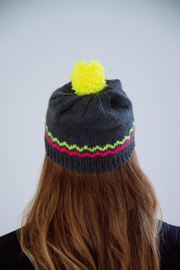 Splash of Neon Hat
