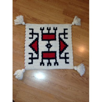 Sioux Design Pillow