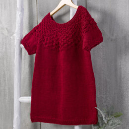 Graupel Sweater in Valley Yarns Haydenville - 1059 - Downloadable PDF