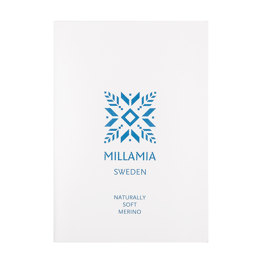 MillaMia Shade Cards - Naturally Soft Aran