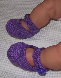 Baby High Back Shoes