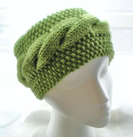 Knit Cable Headband