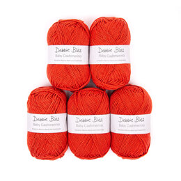 Debbie Bliss Baby Cashmerino 5 Ball Value Pack