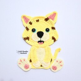 Leopard Applique