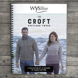 The Croft Pattern Collection by Sarah Hatton