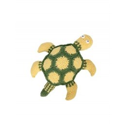 Zippy the Sea Turtle in Lily Sugar 'n Cream Solids - Downloadable PDF