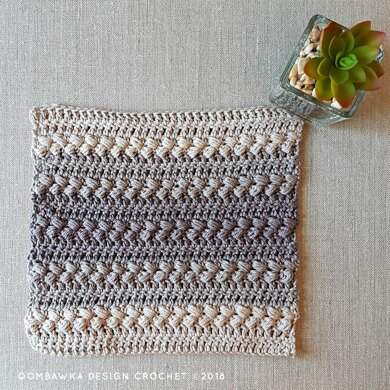 Elegant Washcloth