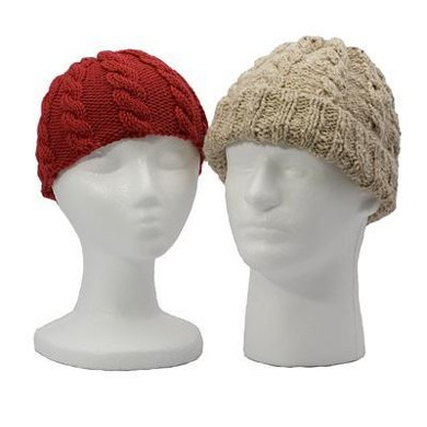 Easy Adult Cable Hat