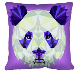 Margot Panda Tapestry Cushion Kits