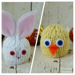 White Rabbit, Easter Bunny & Chick Ferrero Rocher Cover