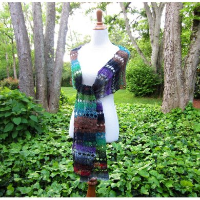 Bobbe's Summer Scarf