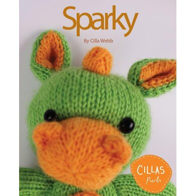 Sparky the Baby Dragon