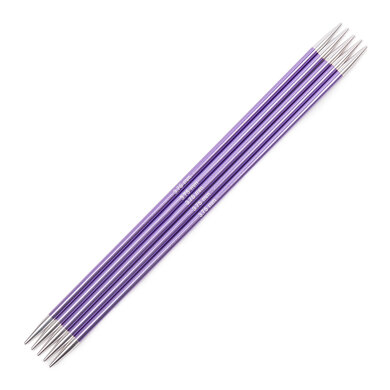 "KnitPro Zing Double Pointed Needles 20cm (8"")"