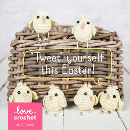 LoveCrochet eGift Card - Easter