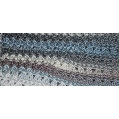 Textured Triangle Cowl