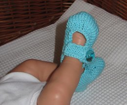 Baby Low Back Shoes
