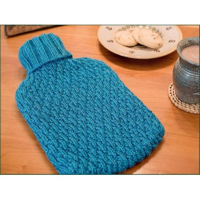 Joules Joulietta Hot Water Bottle Covers Knitting Pattern By
