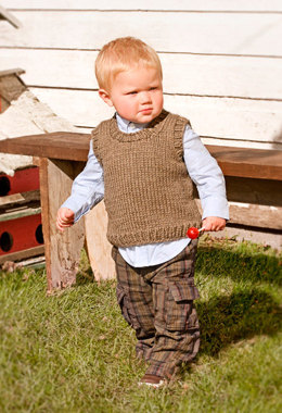 Li'l Man Vest in Spud & Chloe Outer - 9207 (Downloadable PDF)