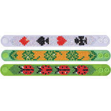 Diamond Dotz Lucky Lucky Bracelets Kit (3 pcs) - Multi