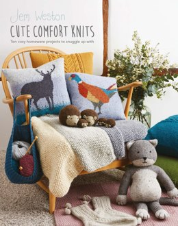 Cute Comfort Knits by Jemma Weston