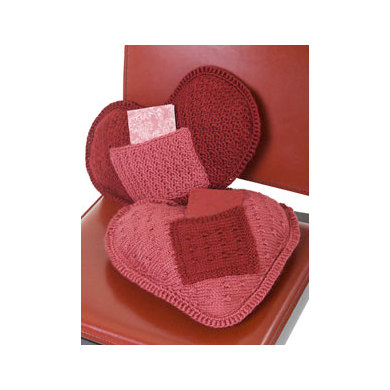 I Love U Pillow in Caron Simply Soft and Simply Soft Collection - Downloadable PDF
