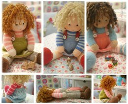DOLLS from the TEAROOM