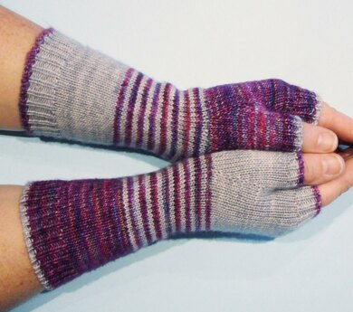 Colour me beautiful mitts