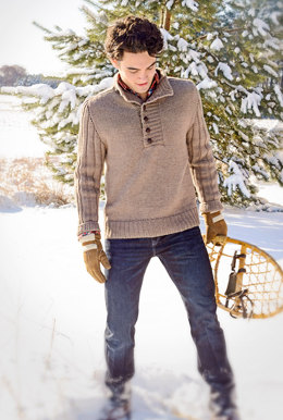Colonel Henley in Spud & Chloe Sweater - 9535 (Downloadable PDF)