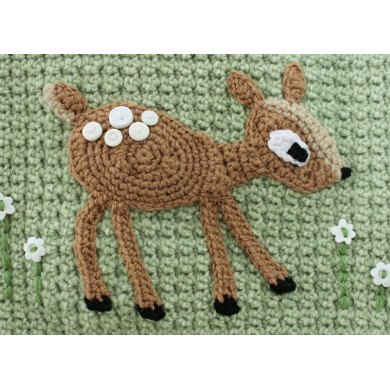 Little Fawn Applique