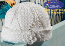 Giava Hat in Adriafil Doppio Ritorto 8/3=5 - Downloadable PDF