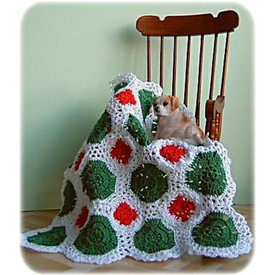 1:12th scale Afghan with octagons