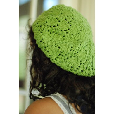 Snow Drops & Snap Peas Slouch