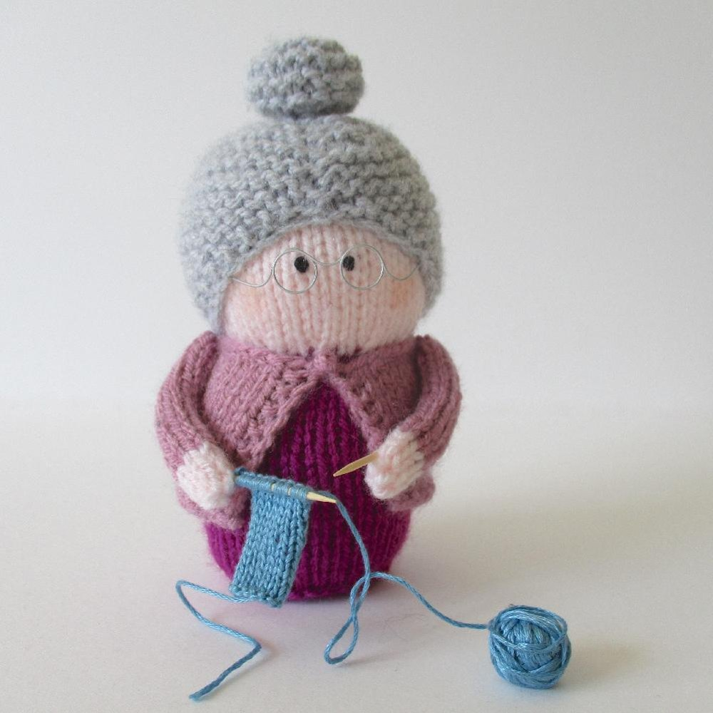Sylvester Granny Knitting : Granny knitting pattern by amanda berry